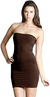 Best brown bandeau dress Reviews