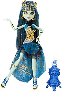 monster high 13 wishes frankie doll