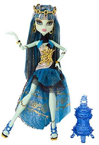 Mattel Monster High Y7704 - 13 Wünsche Party Frankie, Puppe