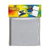 Hama - 4458 - Loisirs Créatifs - Sachet 2 Plaques Assemblables pour Perles à...