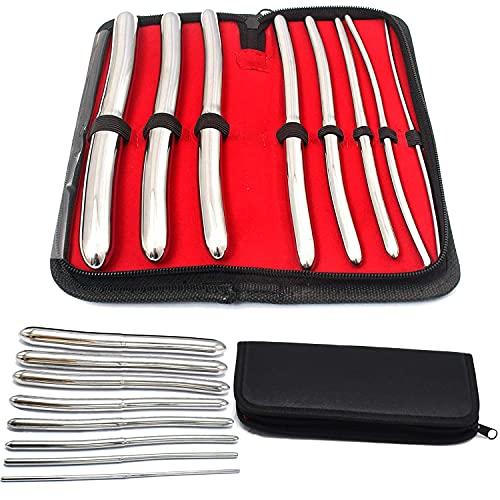 OdontoMed2011 HEGAR Sounds Dilator URETHRAL Diagnostic Equipment (8 PCS) ODM
