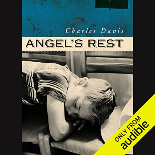Angel's Rest audiobook cover art