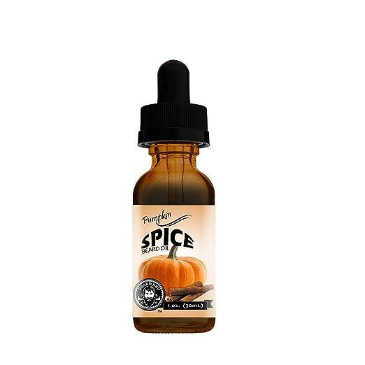 Pumpkin Spice Beard Oil