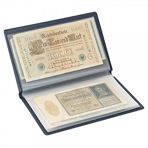 LINDNER Das Original Taschenalbum für Banknoten und sonstige Belege