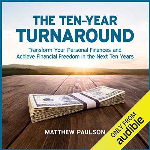 The Ten-Year Turnaround cover art