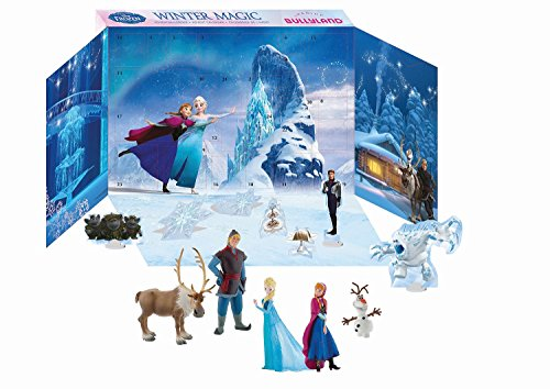 Bullyland 12200 - Walt Disney Adventskalender Frozen