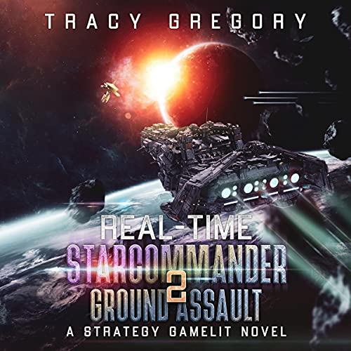 Real-Time Starcommander, Book 2 cover art