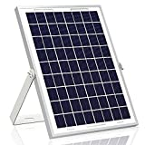 SOLPERK 10W Solar Panel,12V Solar Panel Charger Kit+8A Controller,Suitable...