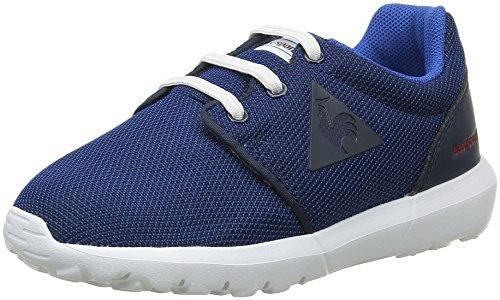 Le Coq Sportif Jungen Unisex-Kinder Dynacomf Inf Poke Sneakers, Blau (Classic Blue/Dress BClassic Blue/Dress B), 22 EU