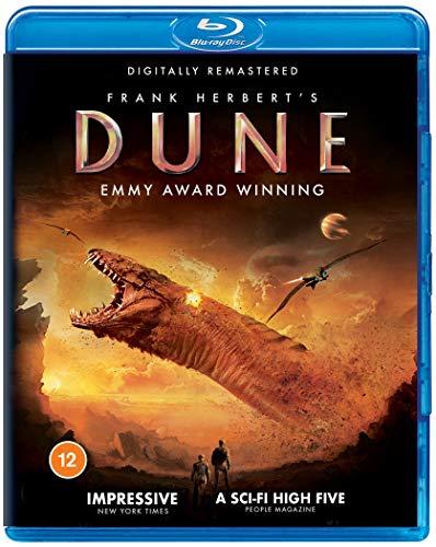 Frank Herbert's Dune – Emmy Award Winning [Blu-ray] [2020]