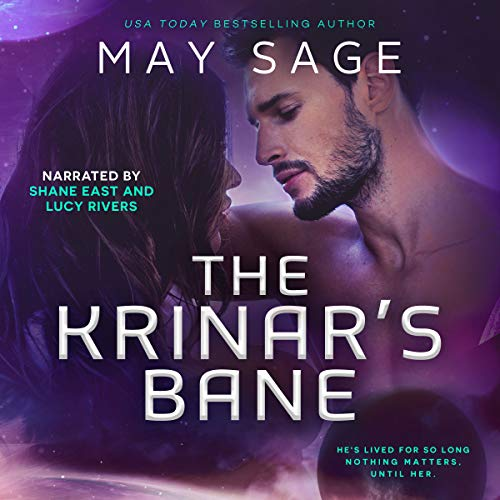 The Krinar's Bane: A Krinar World Novella                   By:                                                                                                                                 May Sage                               Narrated by:                                                                                                                                 Shane East,                                                                                        Lucy Rivers                      Length: 2 hrs and 27 mins     Not rated yet     Overall 0.0