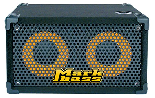 Markbass Traveler 102P Bass Cabinet - 2x10'' + Tweeter 8 Ohm