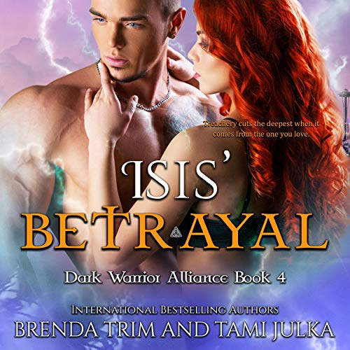 Isis' Betrayal cover art