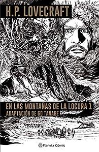 Las montañas de la locura. Manga (Tomo 1)   par Go Tanabe