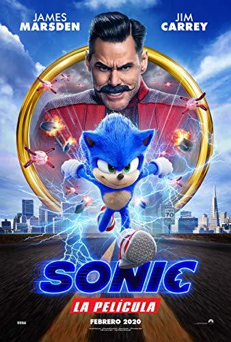 Sonic: La Película (4K UH