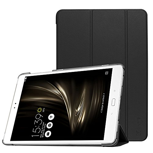 Fintie Case for ASUS ZenPad 3S 10 Z500M (NOT FIT Model# Z500KL) - [SlimShell] Ultra Lightweight Stand Cover with Auto Sleep/Wake for ASUS ZenPad 3S 10 (Z500M ONLY) 9.7' Tablet, Black