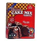 YELLOW CRUMB - Dark Chocolate Cake - Weight Watcher 425g