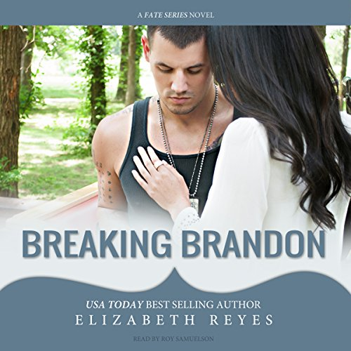 Breaking Brandon  By  cover art
