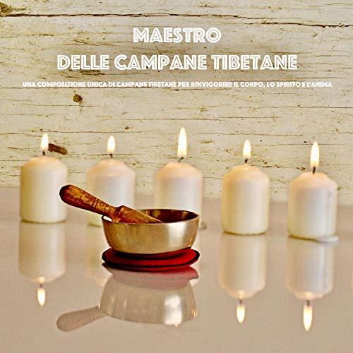Maestro delle campane tibetane audiobook cover art