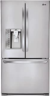 LG LFXC24726S24.0 Cu. Ft. Stainless Steel Counter Depth French Door Refrigerator - Energy Star