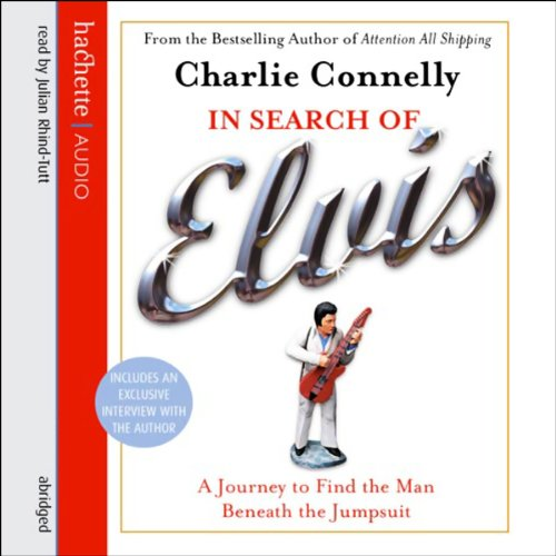In Search of Elvis audiobook cover art