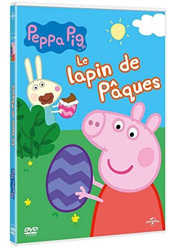 Peppa Pig - Le Lapin de Pâques [Francia] [DVD]