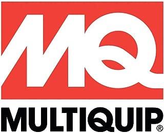 Multiquip WM70SH5 Honda GX-160 Engine Mortar Mixer, 7 cu. ft. Capacity Steel Drum