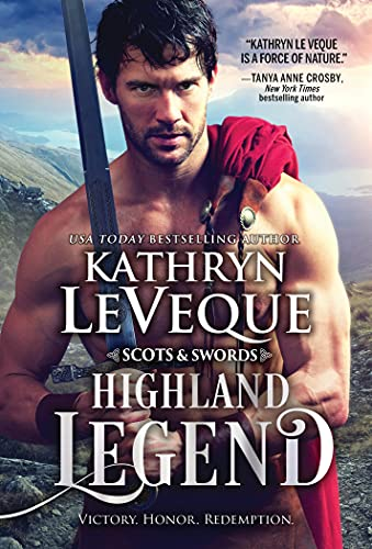 Compare Textbook Prices for Highland Legend: A Sexy, Thrilling Action-Adventure Highland Romance Scots and Swords, 3  ISBN 9781728210162 by Le Veque, Kathryn