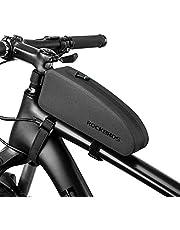 ROCKBROS Fietsframetas waterdichte bovenbuis fietstas voor mountainbikes racefiets 1,6 l/1 l fietsaccessoires