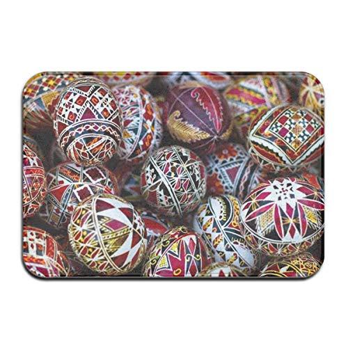 uova di pasqua roma Tappetino della porta anteriore all'esterno