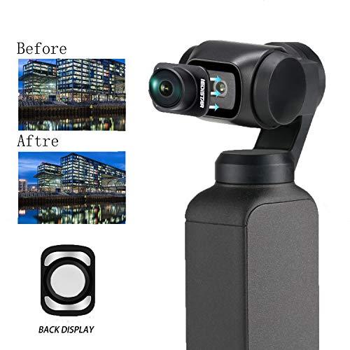 XuBa Para D-JI O-SMO Pocket Professional Macro Lens/Lente Gran Angular/Fisheye Lens Wide-Angle Lens