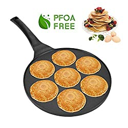 Fruiteam non stick pancake pan