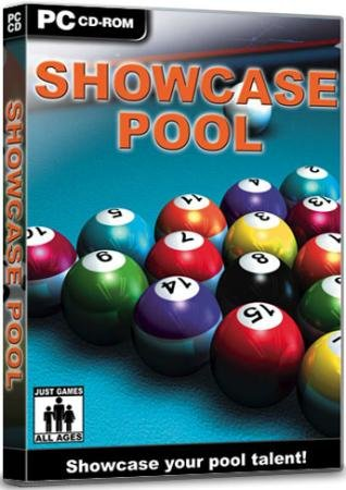 Pc-Cd Rom - Showcase Pool - [CD]
