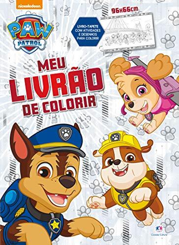 Patrulha Canina - Meu livrão de colorir