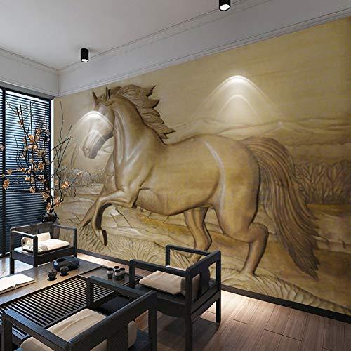 GUDOJK muurschildering naar huis 3D stereoscopic reliëf luifel achtergrond fotobehang voor woonkamer sofa slaapkamer muurkunst wand 3D100x150cm