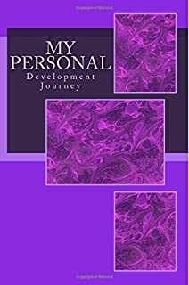 My Personal Development Journey: A 6 x 9 Blank Lined Journal