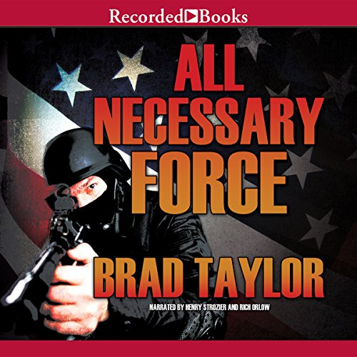 All Necessary Force audiobook cover art