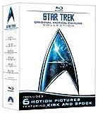 Star Trek: Original Motion Picture Collection (Star Trek I, II, III, IV, V, VI + The Captain's Summit Bonus Disc) [Blu-ray]