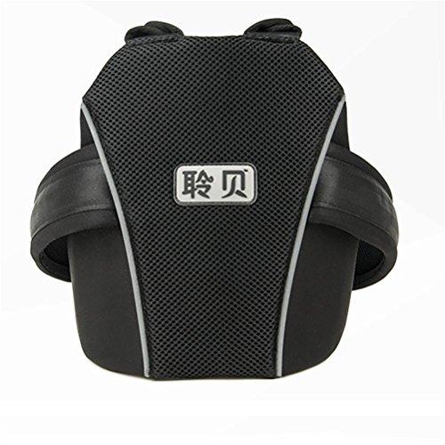 Preisvergleich Produktbild BELT RUIRUI Hohe Stärke Kinder Motorrad Sicherheit Gurt ist verstellbar,  Black