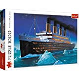 Brandsseller Puzzle de Titanic (1000 piezas)