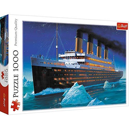 Brandsseller Puzzle - Titanic - 1000 Teile
