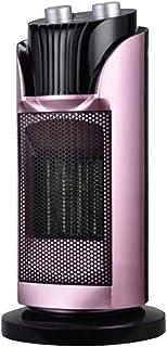 FYLD 1500W Calefactor cerámico de Torre PTC, Oscilante, 3 Modos, Termostato Regulable, Impermeable, Silencioso, Protección Sobrecalentamiento, para Habitaciones, Oficinas, Uso Interior, Morado