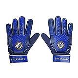 Chelsea FC Official Football Gift Boys Goalkeeper Goalie Gloves