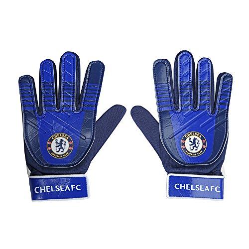 Chelsea FC - Guantes de portero oficiales - Para niños