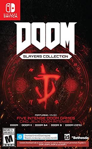 DOOM Slayers Collection (Switch) is $8 off / $41.99  Amazon:  Walmart:…