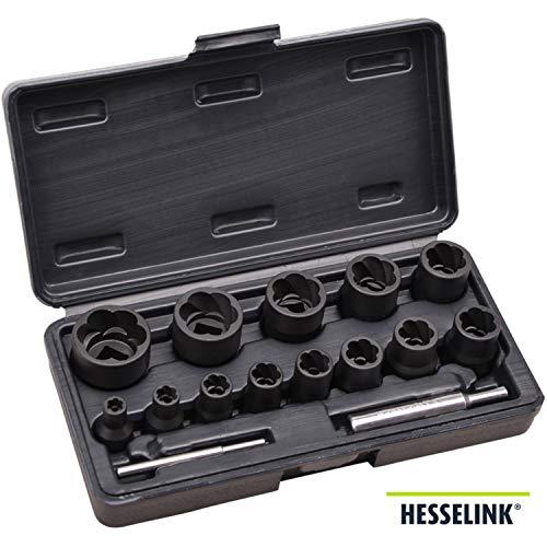 Hesselink® SN-100 Spezial-Schraubenausdreher-Set 1/2
