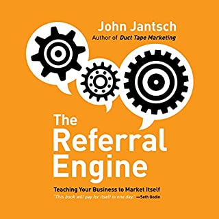 Page de couverture de The Referral Engine