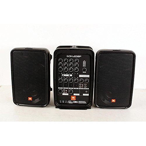 JBL EON208P 300W Empaquetado Sistema PA Nivel 2 Regular 888365980775
