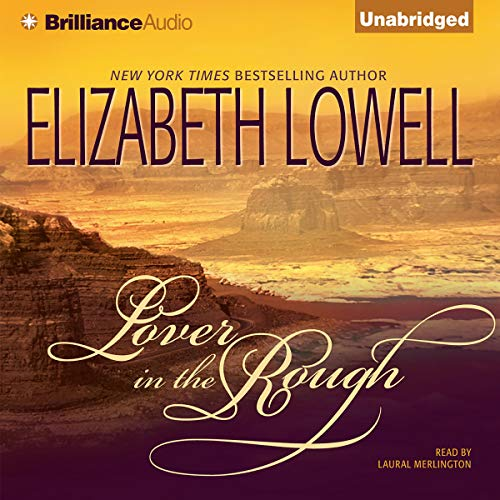 Lover in the Rough audiobook cover art