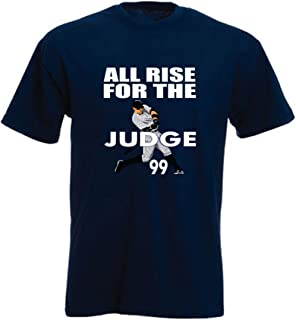 The Silo Navy Judge New York All Rise T-Shirt